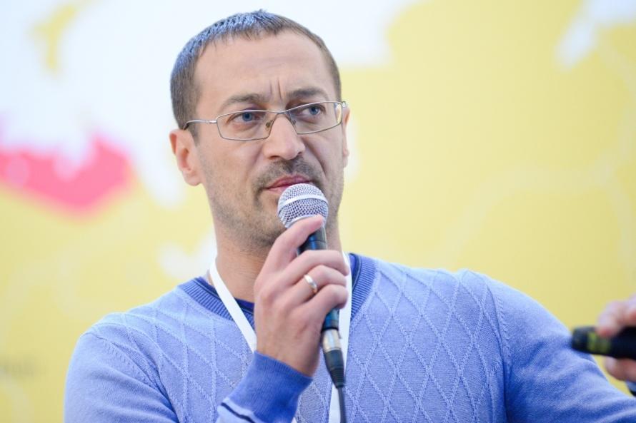 Игорь Калошин, фото: Сергей Ермохин