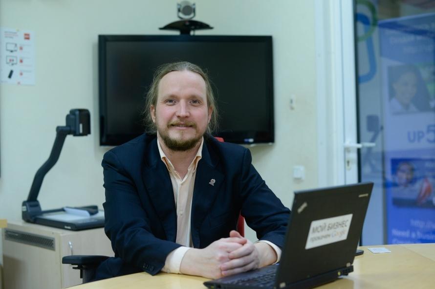 Павел Фролов, фото:Сергей Ермохин
