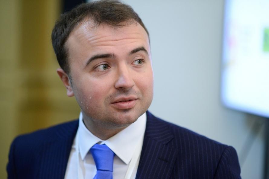 Антон Пушков, фото:Сергей Ермохин