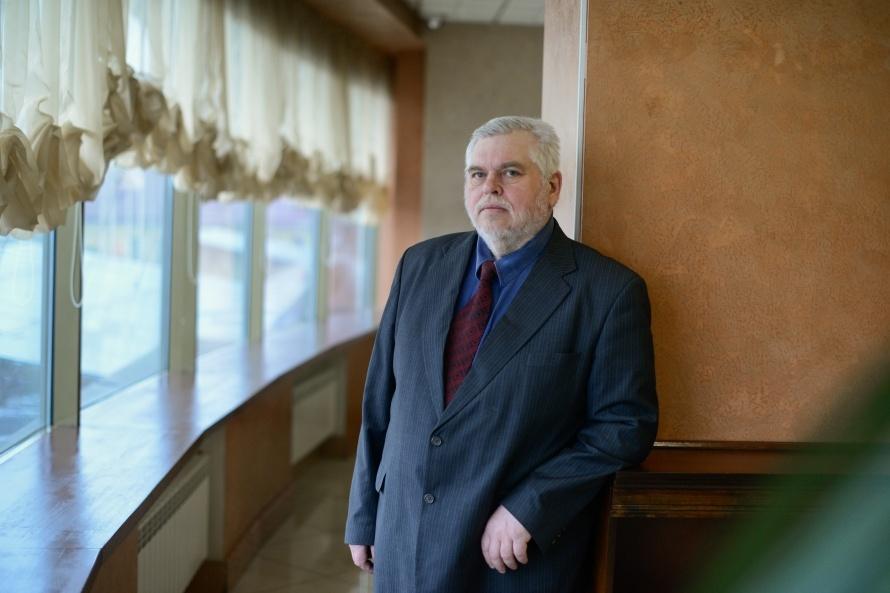 Михаил Стекольщиков, фото: Сергей Ермохин