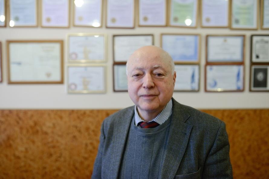Валентин Шаповалов, фото: Сергей Ермохин