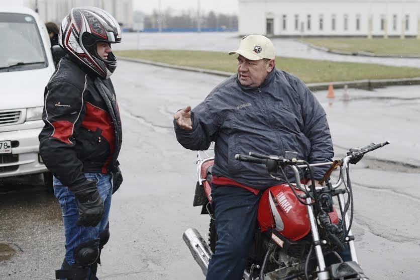 Роман Юринов, фото: Сергей Ермохин
