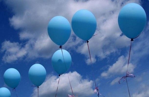 В знак поддержки людей с аутизмом Дом Зингера и Дворцовый мост подсветят синим