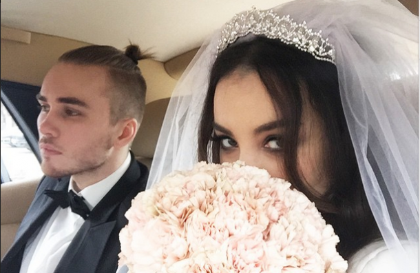 Певица Виктория Дайнеко вышла замуж