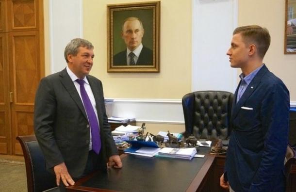 «ВКонтакте» с вице-губернатором: Игорь Албин завел себе официальную страницу в соцсети