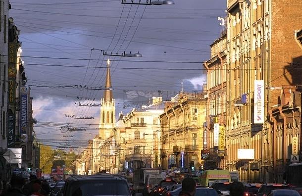 В Петербурге открыли Кадетскую линию для движения транспорта