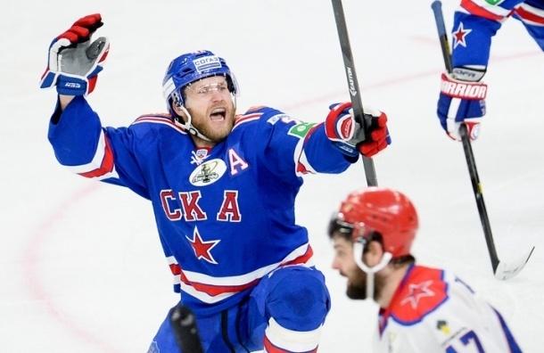 СКА сравнял счет в финальной серии с ЦСКА, одержав победу в шестом матче в овертайме