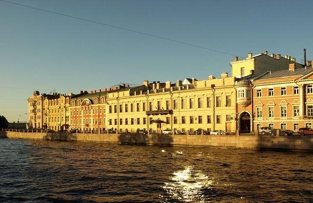 В Санкт-Петербург придет тепло