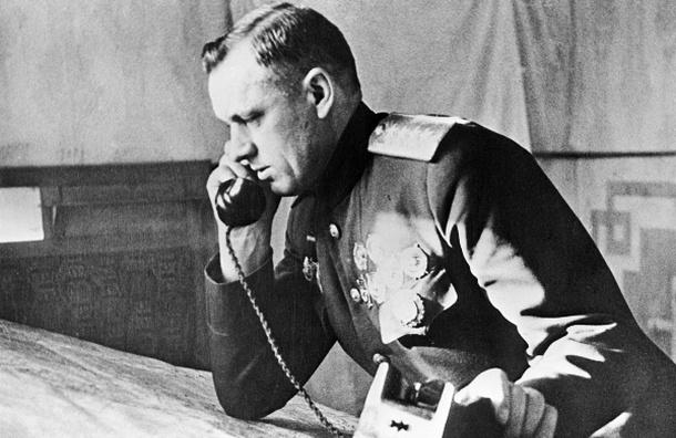 В «Крестах» появится мемориальная доска маршалу Рокоссовскому