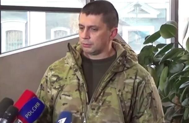В Петербурге ФСБ арестовала экс-министра самопровозглашенной ЛНР Олега Бугрова