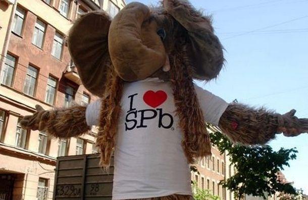 Футболки с надписью «I love SPb» оказались вне закона