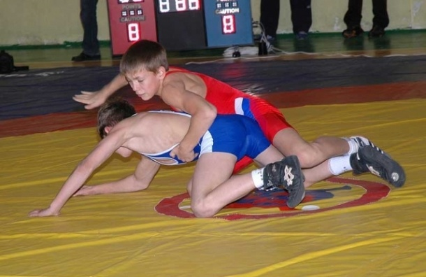 В Петербурге стартует юношеский Всероссийский турнир по греко-римской борьбе