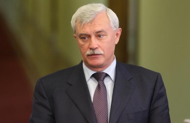 Полтавченко: в Петербурге в коммуналках осталось меньше 100 тысяч семей очередников