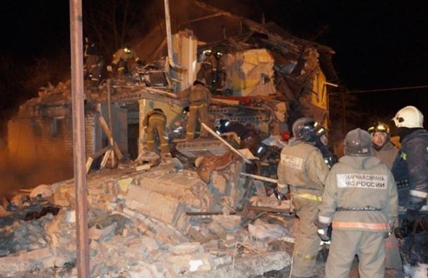 В результате взрыва в Челябинской области погибли два человека