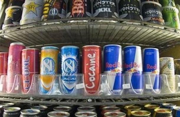 В третьем чтении был принят закон о запрете продажи энергетиков в Ленобласти