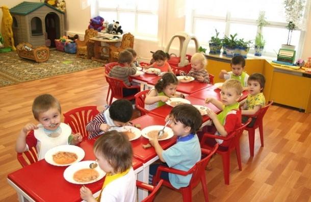 В Выборгском районе дети из детского сада заболели гастроэнтеритом