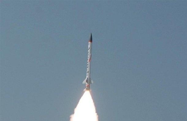 Ракета, которую запустили с Плесецка, упала в 7 км от космодрома