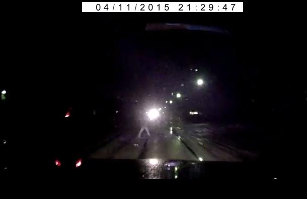 Глава Кировской области Никита Белых опубликовал видео ДТП со сбитым пешеходом
