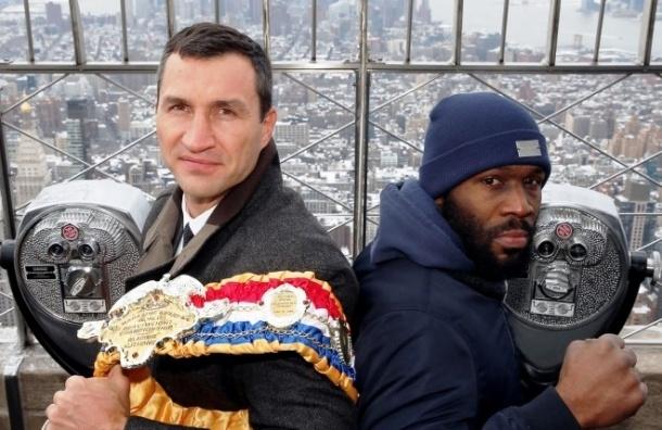 Владимир Кличко защитил титулы чемпиона мира по боксу