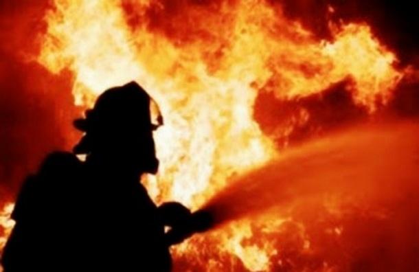 Пожар на Дербеневской набережной: огонь удалось ликвидировать