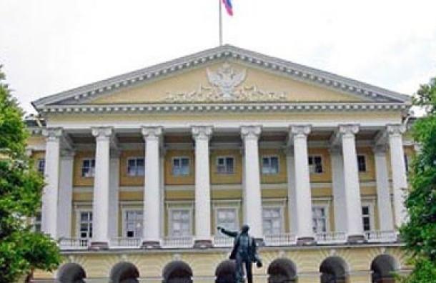 Правительство Петербурга сокращает расходы на 23 млрд рублей