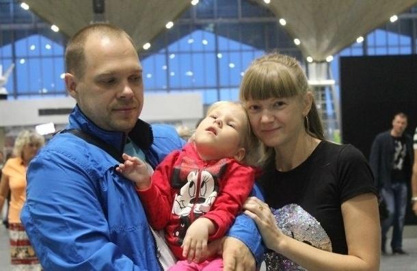 Смольный отказал родителям в лечении ребенка-инвалида