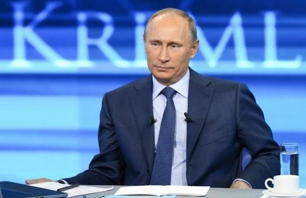 Сайт «прямой линии» с Путиным собирает последние сообщения