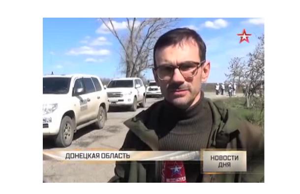 Журналист ТК «Звезда» тяжело ранен на Донбассе