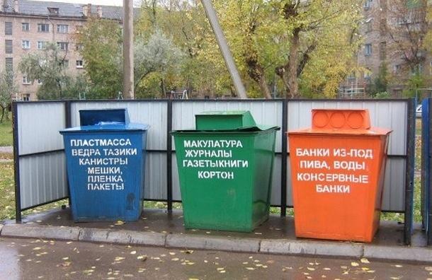 Комитет по благоустройству пообещал ввести раздельный сбор и отказаться от мусоросжигания