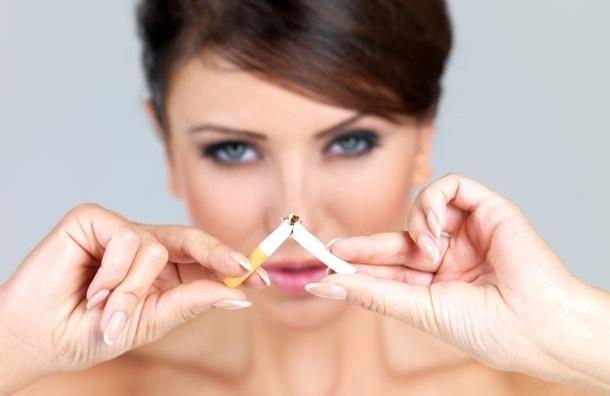 Глава Невского района борется за свободу от курения