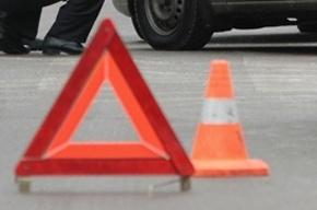В аварии на Волгоградском проспекте в Москве погиб человек
