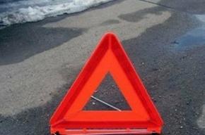 В Ленобласти капитан полиции попал в аварию