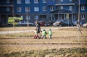 Школы и детские сады в Мурино и Кудрово строятся десятками