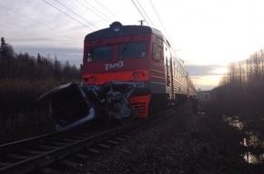 В Петербурге по факту аварии на ж/д переезде возбуждено уголовное дело