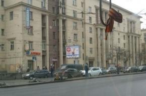 Страшное ДТП у  Володарского моста: есть пострадавшие