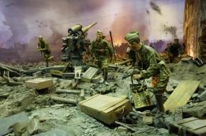 30 апреля трехмерная панорама «Битва за Берлин. Подвиг знаменосцев» открывает параллельную программу