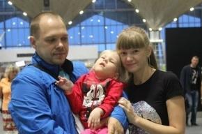 Девочку-инвалида не берут на лечение из-за прописки
