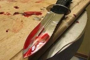 В Колпино петербурженка зарезала собутыльника