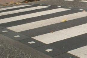 В Колпино под колеса BMW попала 17-летняя девушка