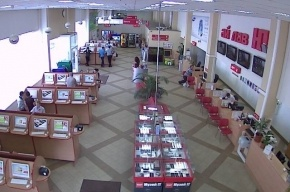 В Петербурге ограбили «Юлмарт» на Дыбенко