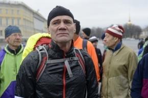 Петербуржец собирается обойти Землю пешком