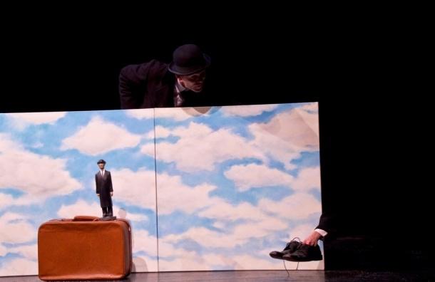 Картины Магритта оживут на сцене «Скорохода»