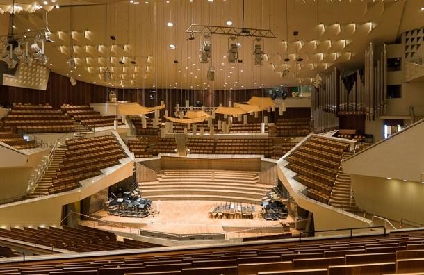 На новой сцене Александринского театра стартует проект  «Берлинская филармония live»