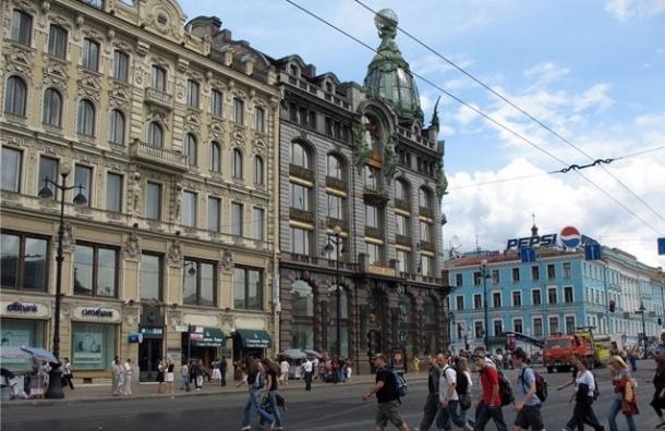 Правительство Петербурга согласовало митинг оппозиции по Невскому 1 мая