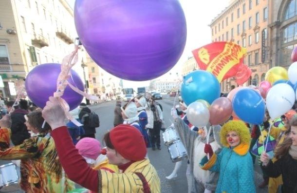 1 апреля День смеха в Петербурге отметят «Смешным фестивалем»