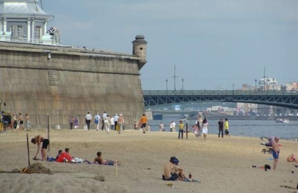 Губернатор указал установить на пляжах системы видеонаблюдения