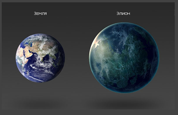 Ученые обнаружили обитаемую планету Элион в созвездии Девы