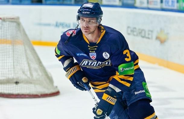 В петербургский СКА перешел хоккеист ХК «Салават Юлаев» Андрей Зубарев