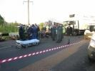 Фоторепортаж: «Авария с детьми В Нижегородской области, 21.05.15»