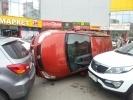 Встала боком на парковке : Фоторепортаж